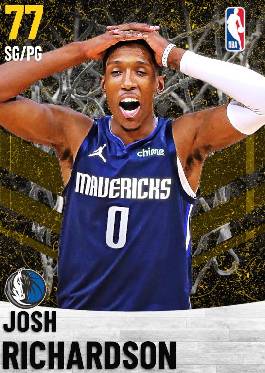 77 Josh Richardson   Dallas Mavericks