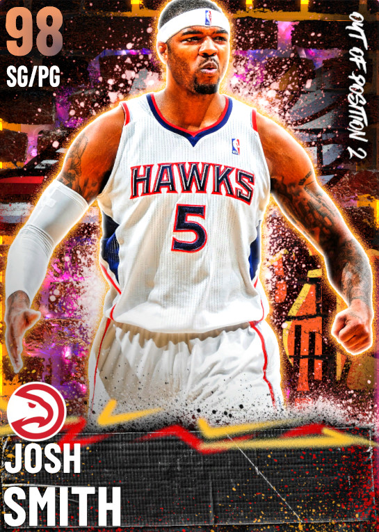98 Josh Smith   Out of Position 2