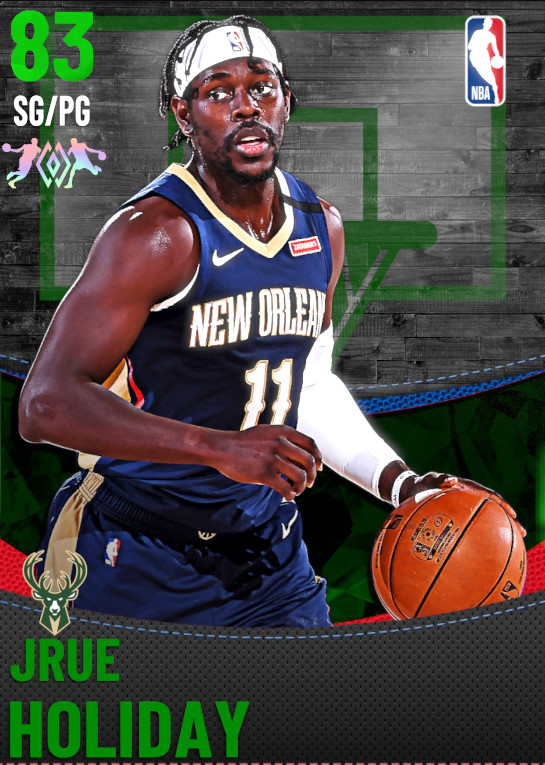 Jrue Holiday | Khris Middleton
