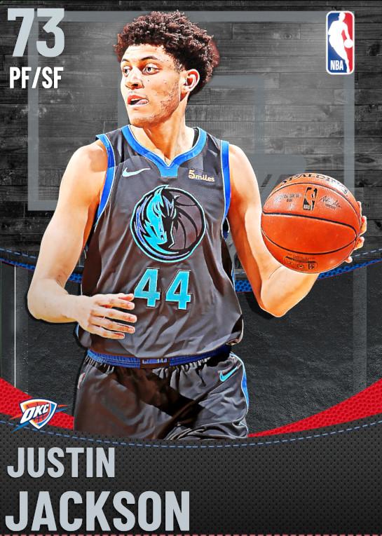 73 Justin Jackson | undefined