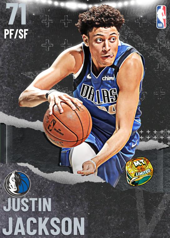 71 Justin Jackson | undefined