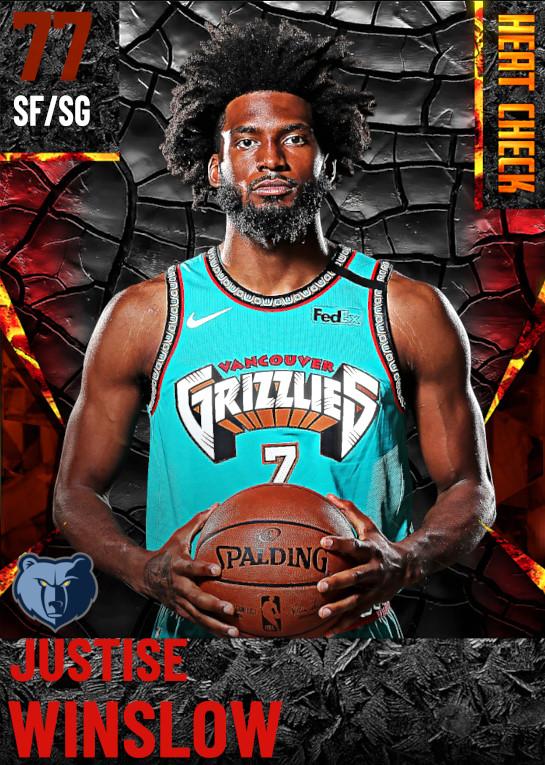 77 Justise Winslow | Memphis Grizzlies