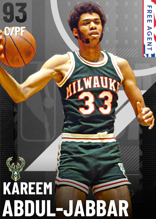93 Kareem Abdul-Jabbar   undefined