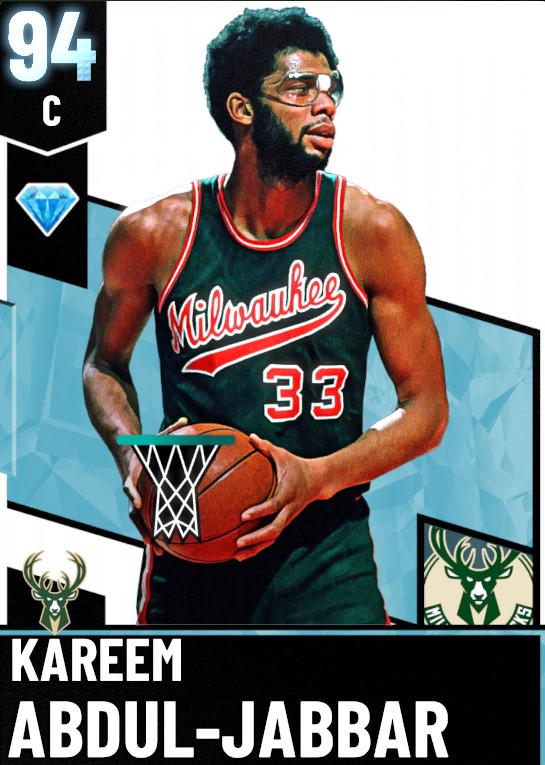 94 Kareem Abdul-Jabbar | undefined