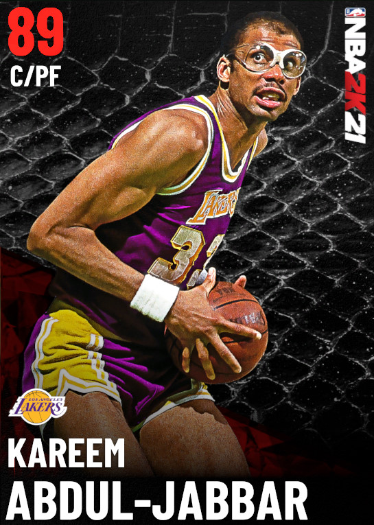 89 Kareem Abdul-Jabbar | Promo