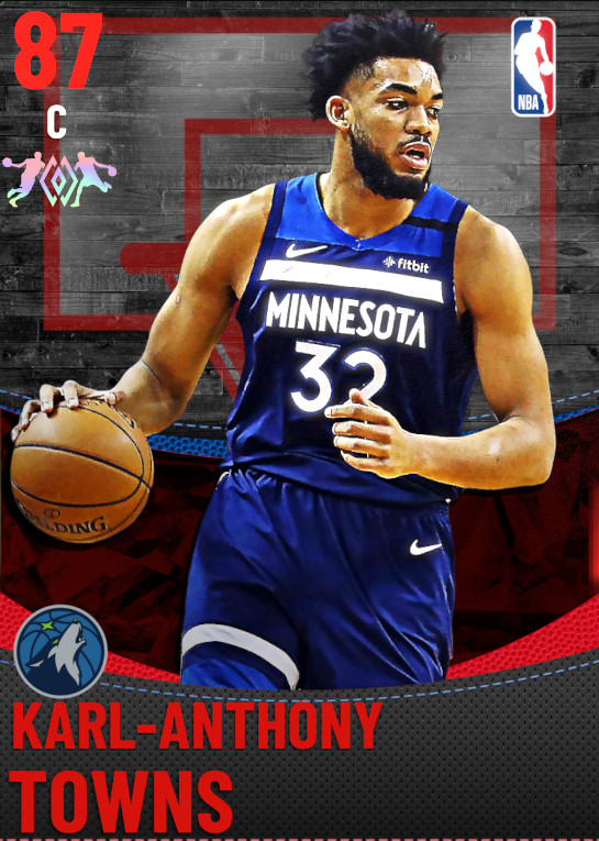 Karl-Anthony Towns | Anthony Edwards