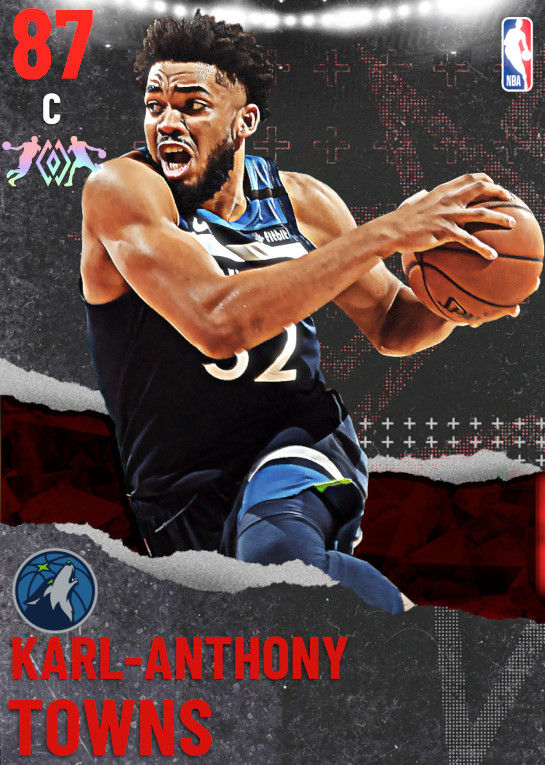 87 Karl-Anthony Towns | undefined