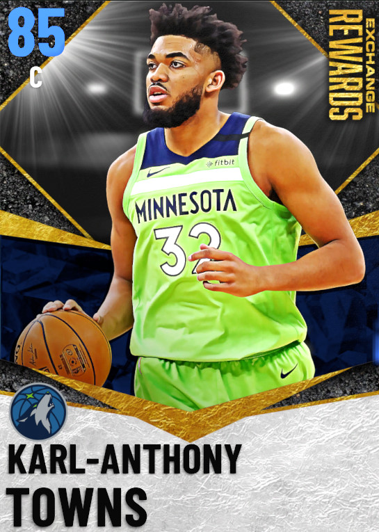 85 Karl-Anthony Towns | undefined