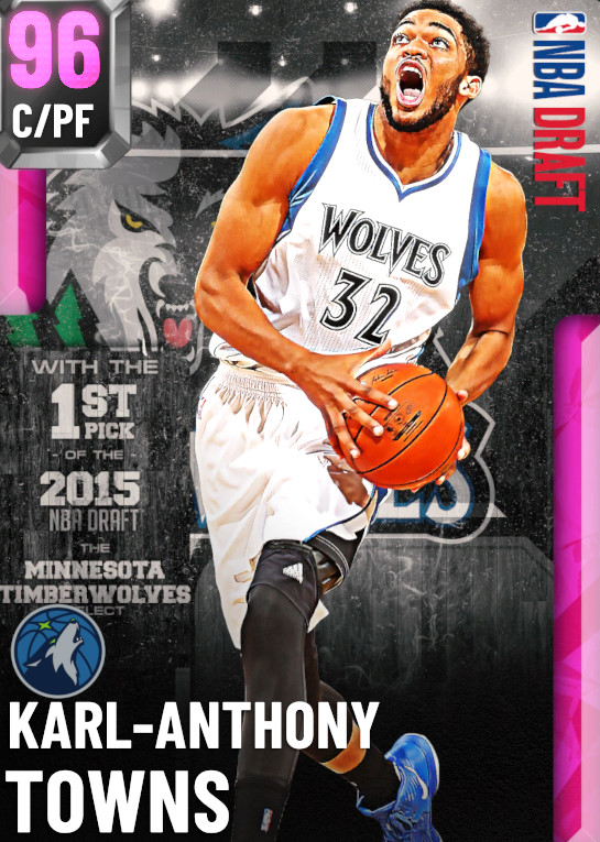 96 Karl-Anthony Towns | undefined