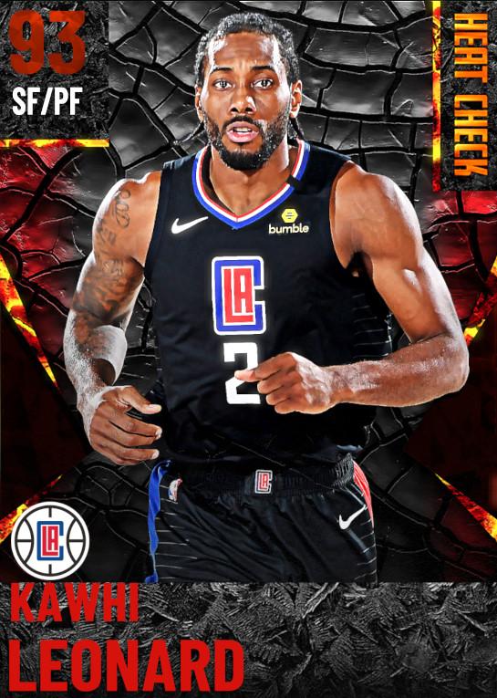 93 Kawhi Leonard | Los Angeles Clippers