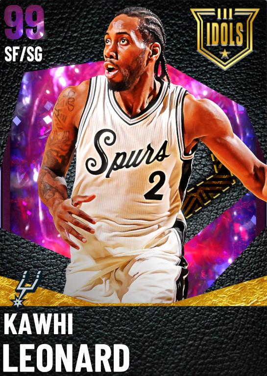 99 Kawhi Leonard | IDOLS Series III