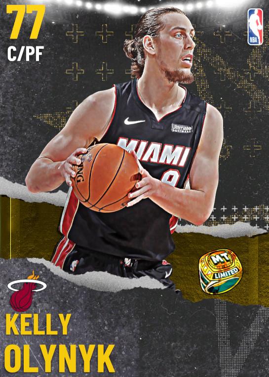77 Kelly Olynyk   Miami Heat