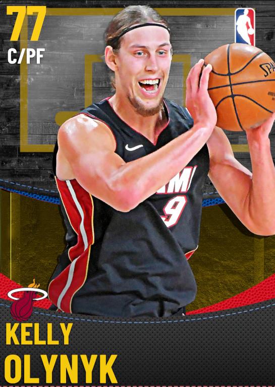 77 Kelly Olynyk | Miami Heat