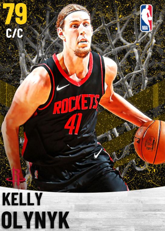 79 Kelly Olynyk   Houston Rockets