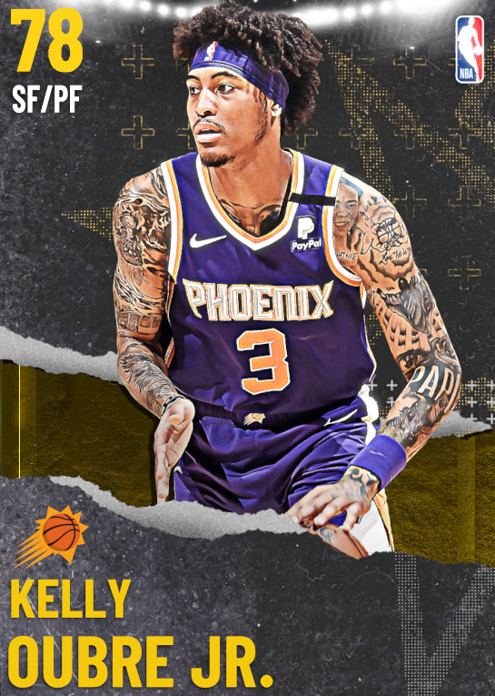 78 Kelly Oubre Jr. | undefined