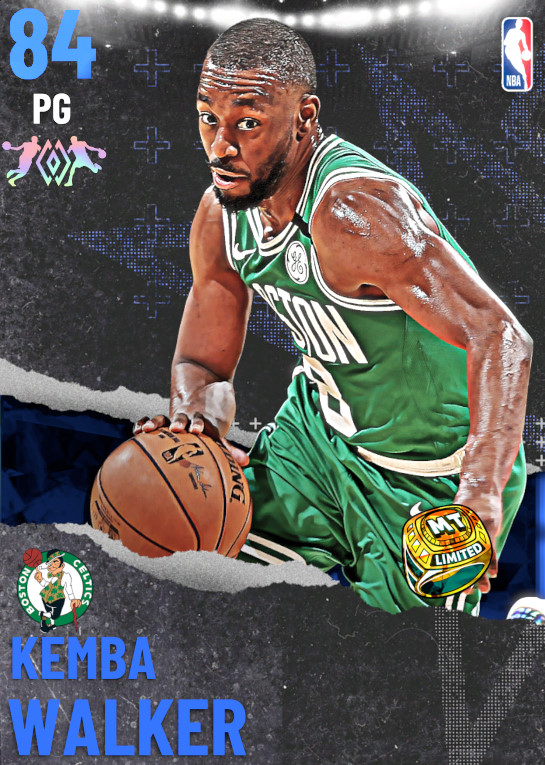 84 Kemba Walker | undefined
