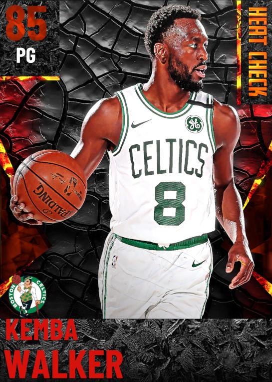85 Kemba Walker | Boston Celtics