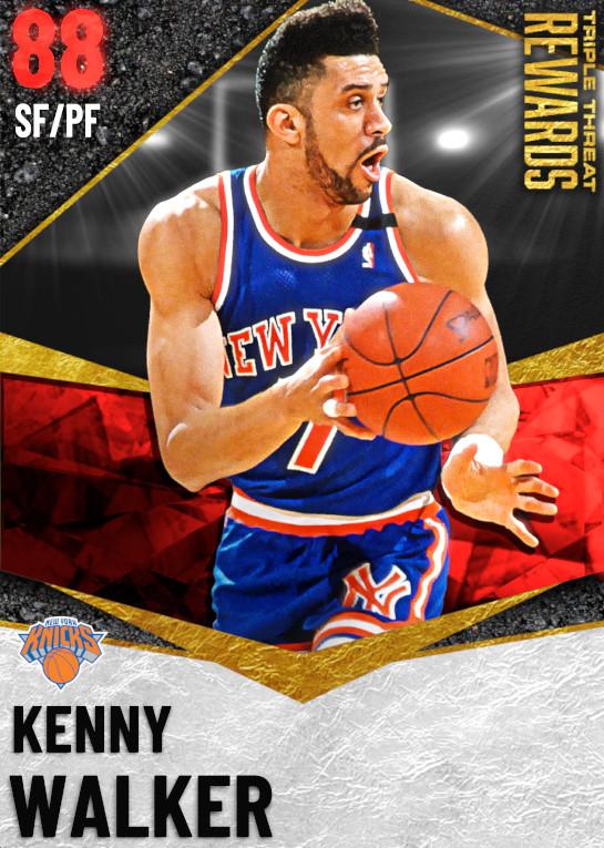 88 Kenny Walker   undefined