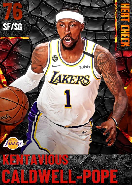 76 Kentavious Caldwell-Pope | Los Angeles Lakers