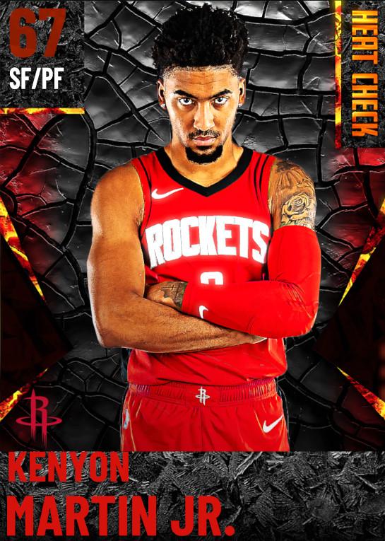 67 Kenyon Martin Jr. | Houston Rockets