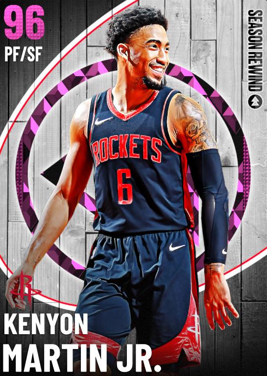 96 Kenyon Martin Jr.   undefined