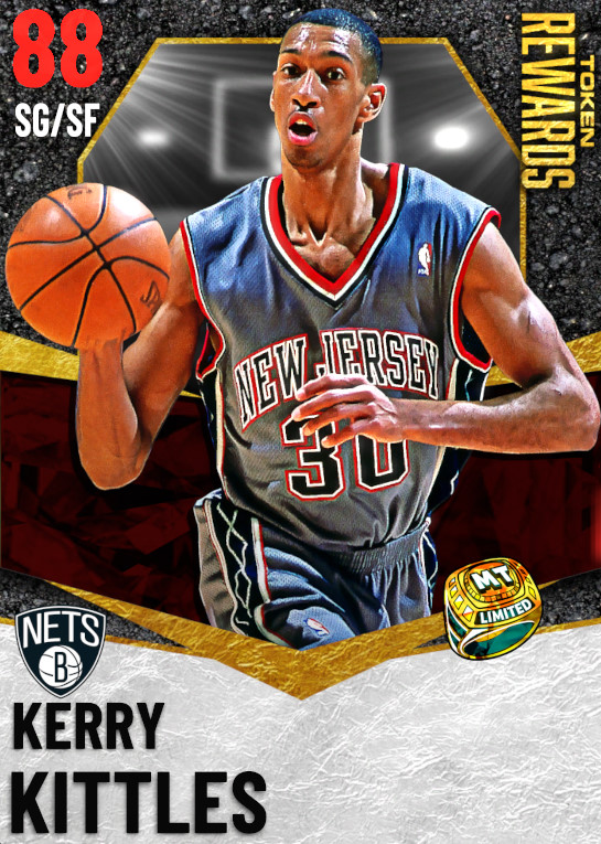 88 Kerry Kittles | undefined