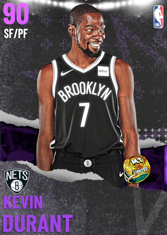 90 Kevin Durant | undefined