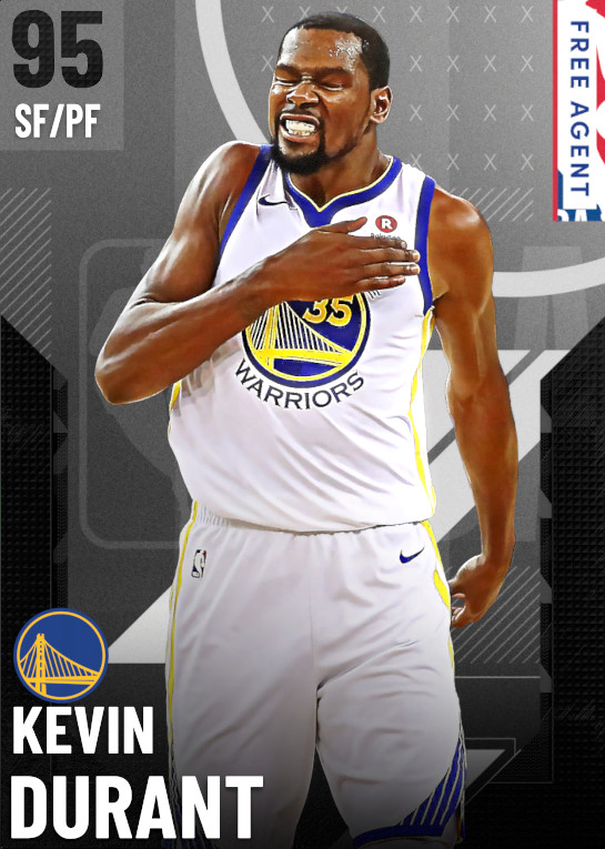 95 Kevin Durant | undefined
