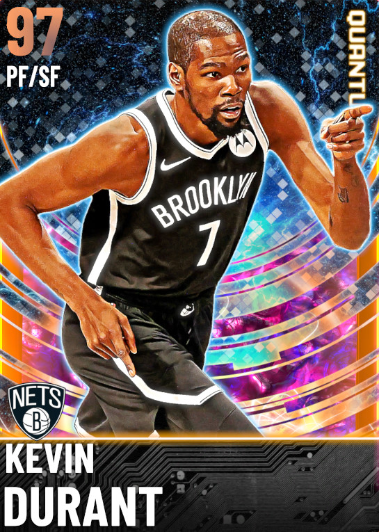 97 Kevin Durant | undefined