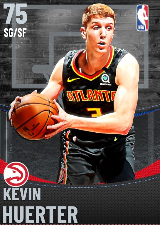 75 Kevin Huerter | Atlanta Hawks