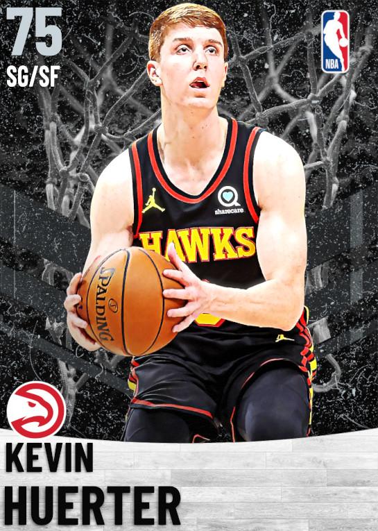 75 Kevin Huerter   Atlanta Hawks