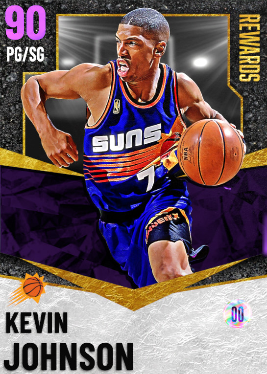 90 Kevin Johnson | undefined