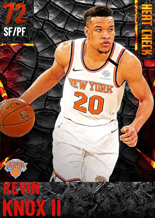 72 Kevin Knox II | New York Knicks