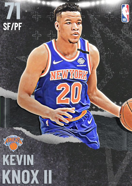 71 Kevin Knox II | undefined