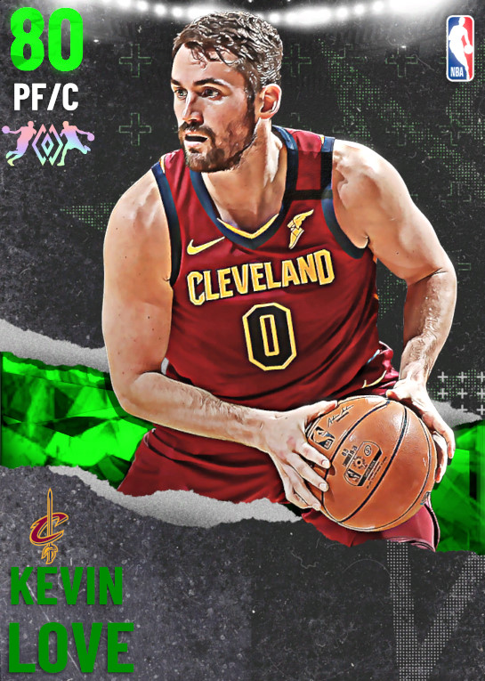 80 Kevin Love | undefined