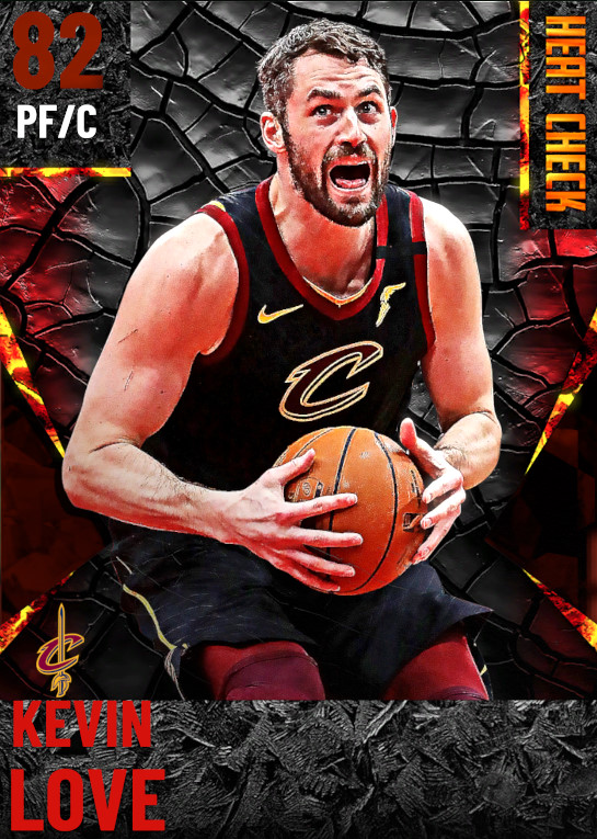 82 Kevin Love | Cleveland Cavaliers