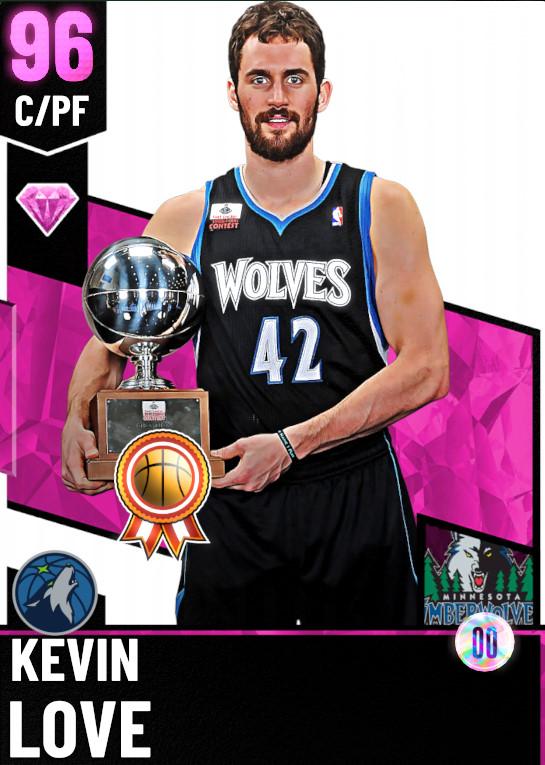 96 Kevin Love | Retro