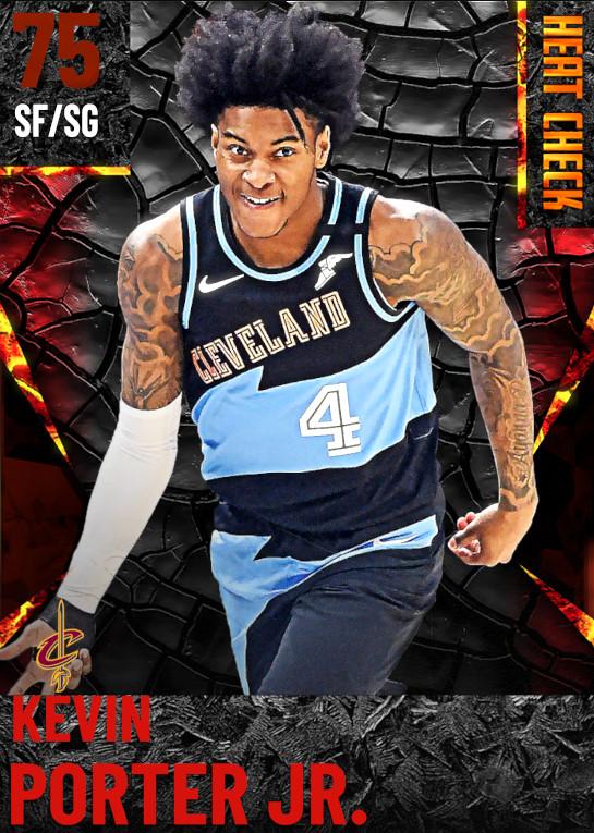 75 Kevin Porter Jr. | Cleveland Cavaliers