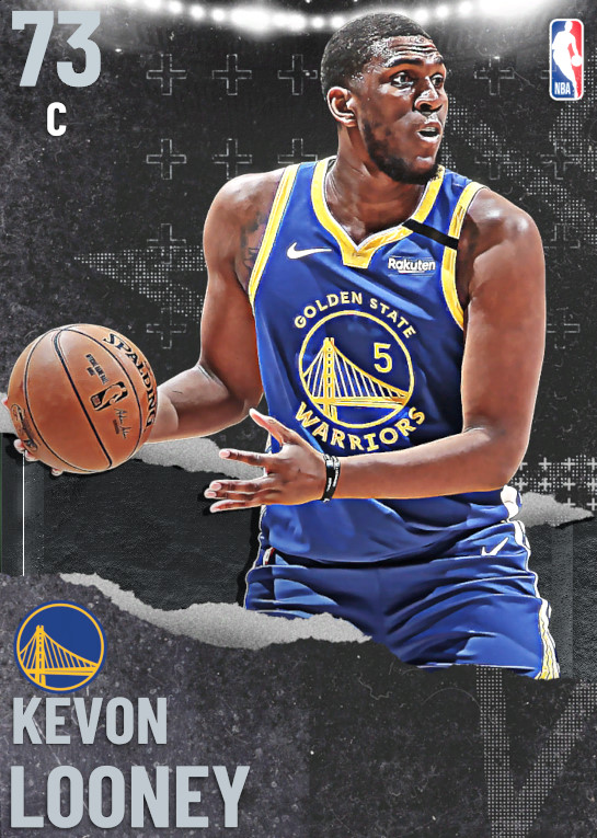 73 Kevon Looney | undefined