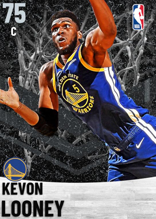 75 Kevon Looney   Golden State Warriors