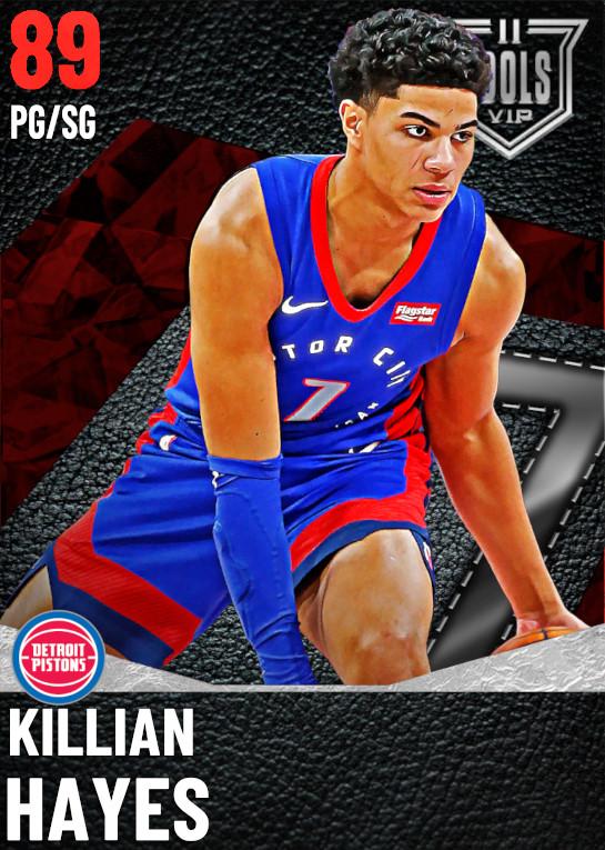 89 Killian Hayes   undefined