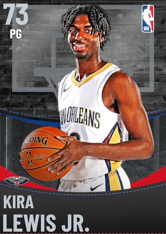 73 Kira Lewis Jr. | New Orleans Pelicans