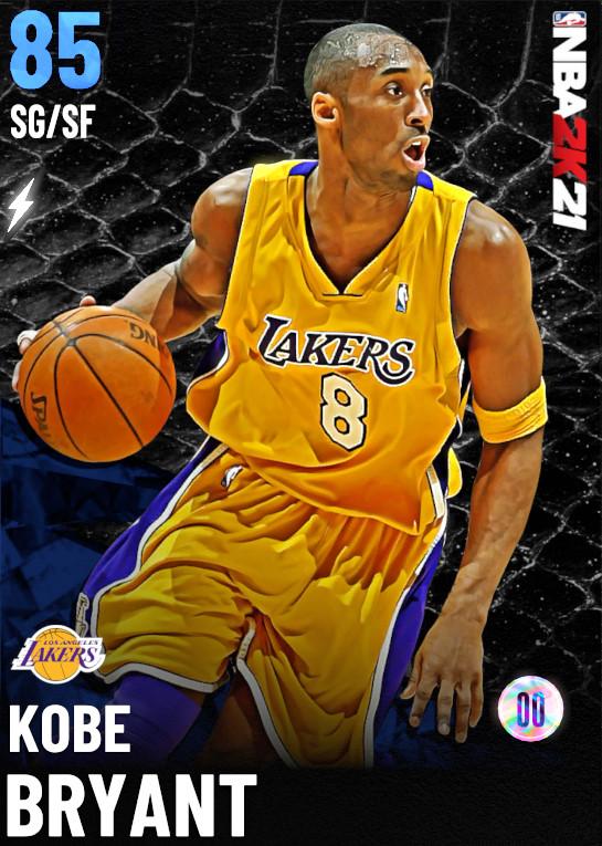 85 Kobe Bryant   Promo