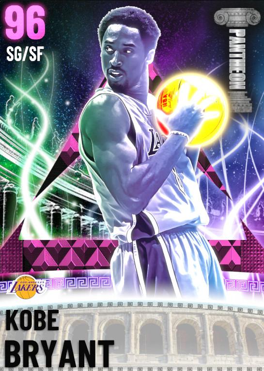 96 Kobe Bryant | Pantheon