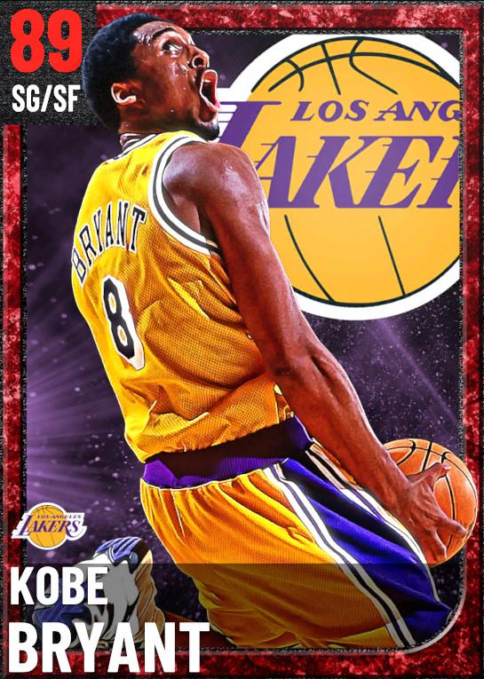 89 Kobe Bryant | undefined