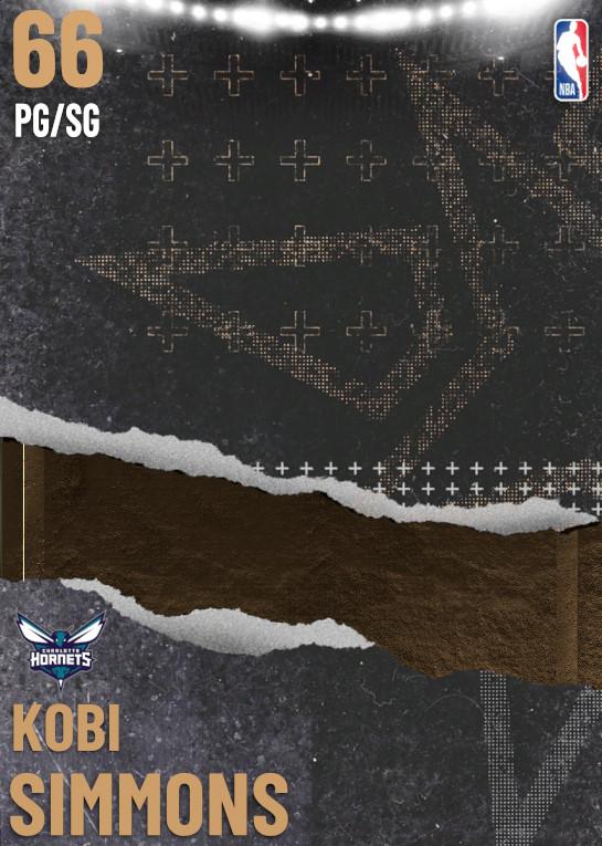 66 Kobi Simmons | undefined