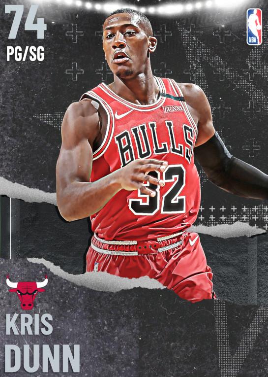 74 Kris Dunn   undefined