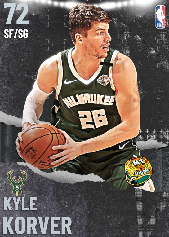 72 Kyle Korver | undefined