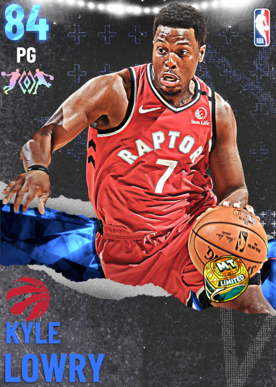 84 Kyle Lowry   undefined