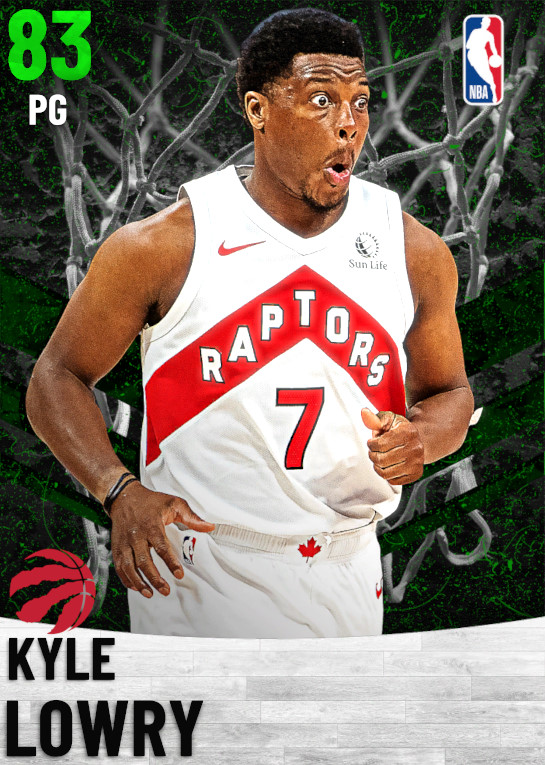 83 Kyle Lowry | undefined
